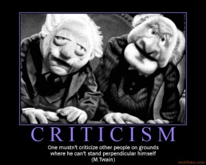 Statler & Waldorf got nothin' on Twain.